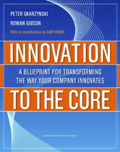 Innovation as a core competence